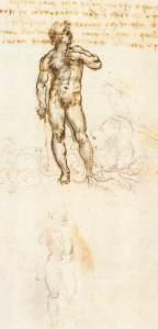 Leonardo's notebooks.