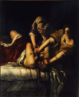 Judith and Holofernes. UFOs Gallery.