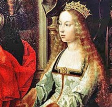 Painting attributed to Gerard David