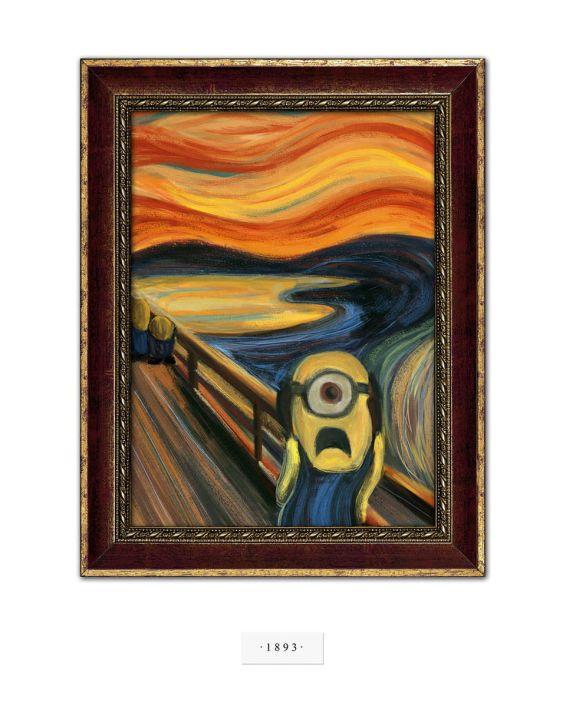 The Minion Scream