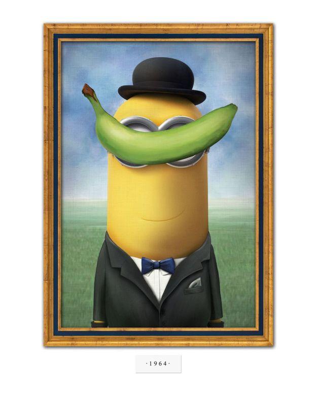 Magritte Minion