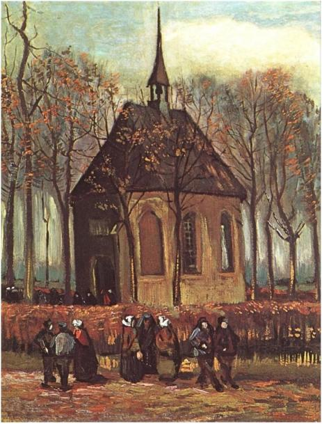 Congregation-Leaving-the-Reformed-Church-in-Nuenen