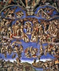 Michelangelo,_Giudizio_Universale_02