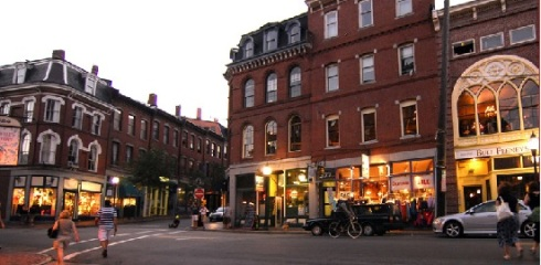 Downtown-Portland-maine
