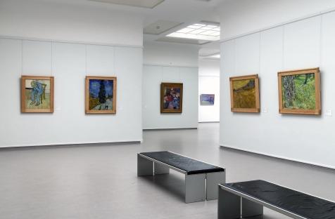 Kröller-Müller Museum, schilderijen Vincent van Gogh
