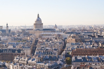 aerial-view-sixth-arrondissement-neighborhood-paris