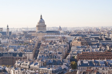 aerial-view-sixth-arrondissement-neighborhood-paris