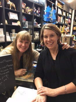 Oil and Marble and Colleen and Book Soup