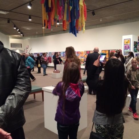 Springfield Art Museum Exhibit