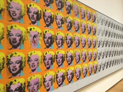 Warhol Marilyns