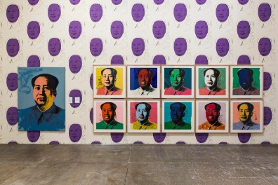 Andy Warhol Mao