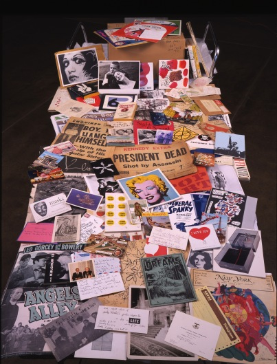 3_Andy_Warhol_Time_Capsule_44_components
