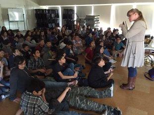 Oil adn Marble teaching in Chula Vista