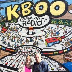Oil and Marble KBOO Community Radio