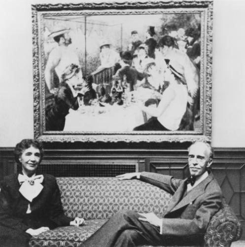 1-marjorie-and-duncan-phillips-in-front-of-renoirs-luncheon-of-the-boating-party-1880-81-ca-1954-photo-by-naomi-savage