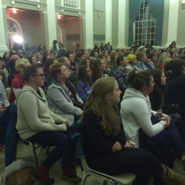 Gilmore Girls Fan Fest Crowd