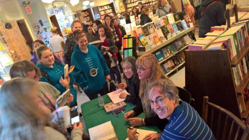 Gilmore Girls Fan Fest Book event and Liz Torres