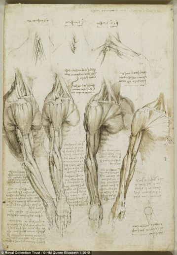 Leonardo da Vinci Notebook 1