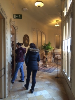apartment of gaudi in la pedera casa mila 2