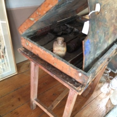 cezanne studio paint box