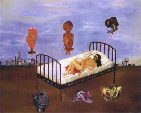 henry-ford-hospital frida kahlo