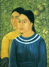 two-women kahlo