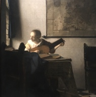 Vermeer Lute