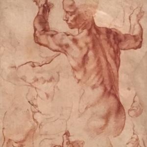 Michelangelo from Top 10 Exhibits of 2018