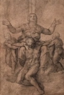 Michelangelo from Top 10 Exhibits of 2018