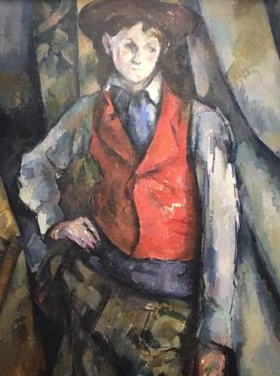 Boy in a Red Waistcoat 2