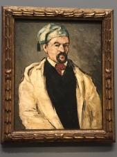Cezanne Portrait 1