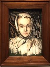 Cezanne Portrait 2
