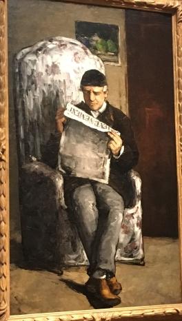 Cezanne Portrait 4