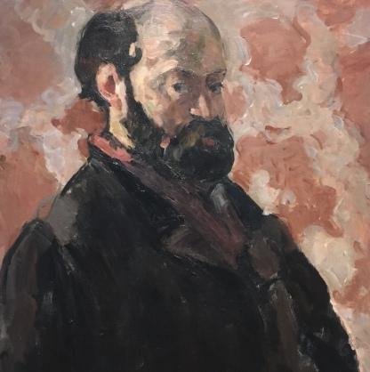 Cezanne Self Portrait 1